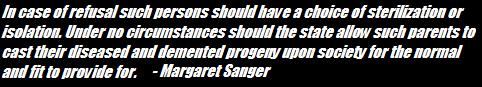 Sanger quote 2