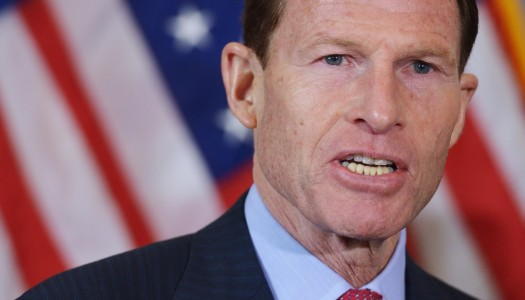The Man With Two Brains: Blumenthal's Amnesia On Human Trafficking Bill