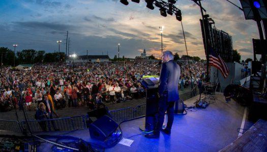 Don't miss David Crowder & Franklin Graham, 7:30pm in Seaside Park Bridgeport, CT tonight!